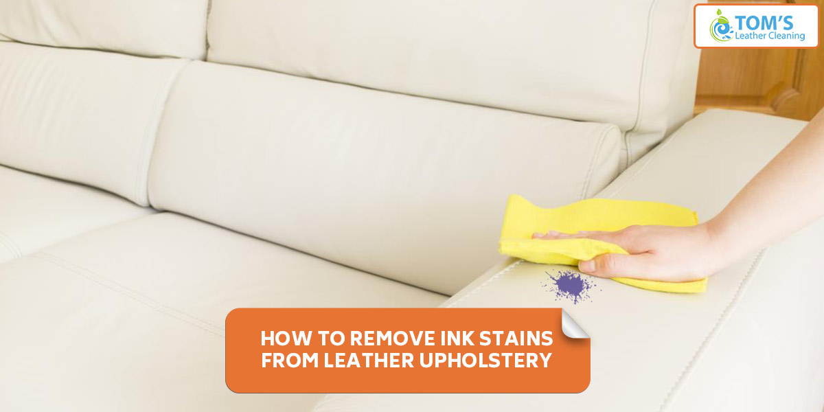 How To Remove Ink From Leather >> How To Remove Ink Stains From Leather Upholstery