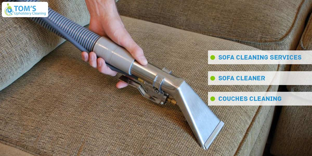 How to Clean Your Sofa in a Jiffy