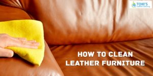 Clean Leather Furniture